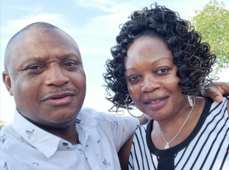 Mr. & Mrs. Brima Kamara - Copy